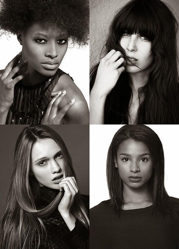 Cast Images Models - CCA Fashion Show 2014