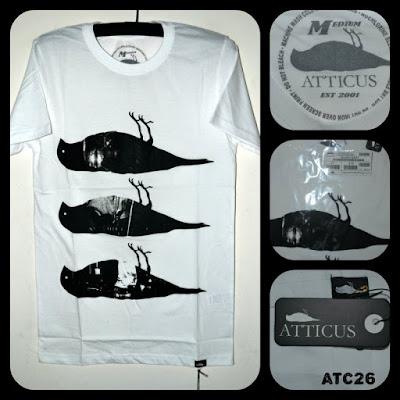 Kaos Surfing ATTICUS Kode ATC26
