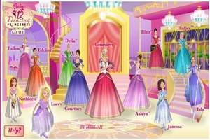 Barbie Games_screenshot-1