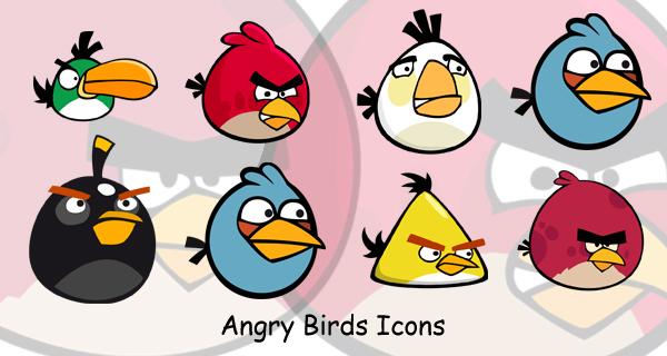 Gambar Angry Birds