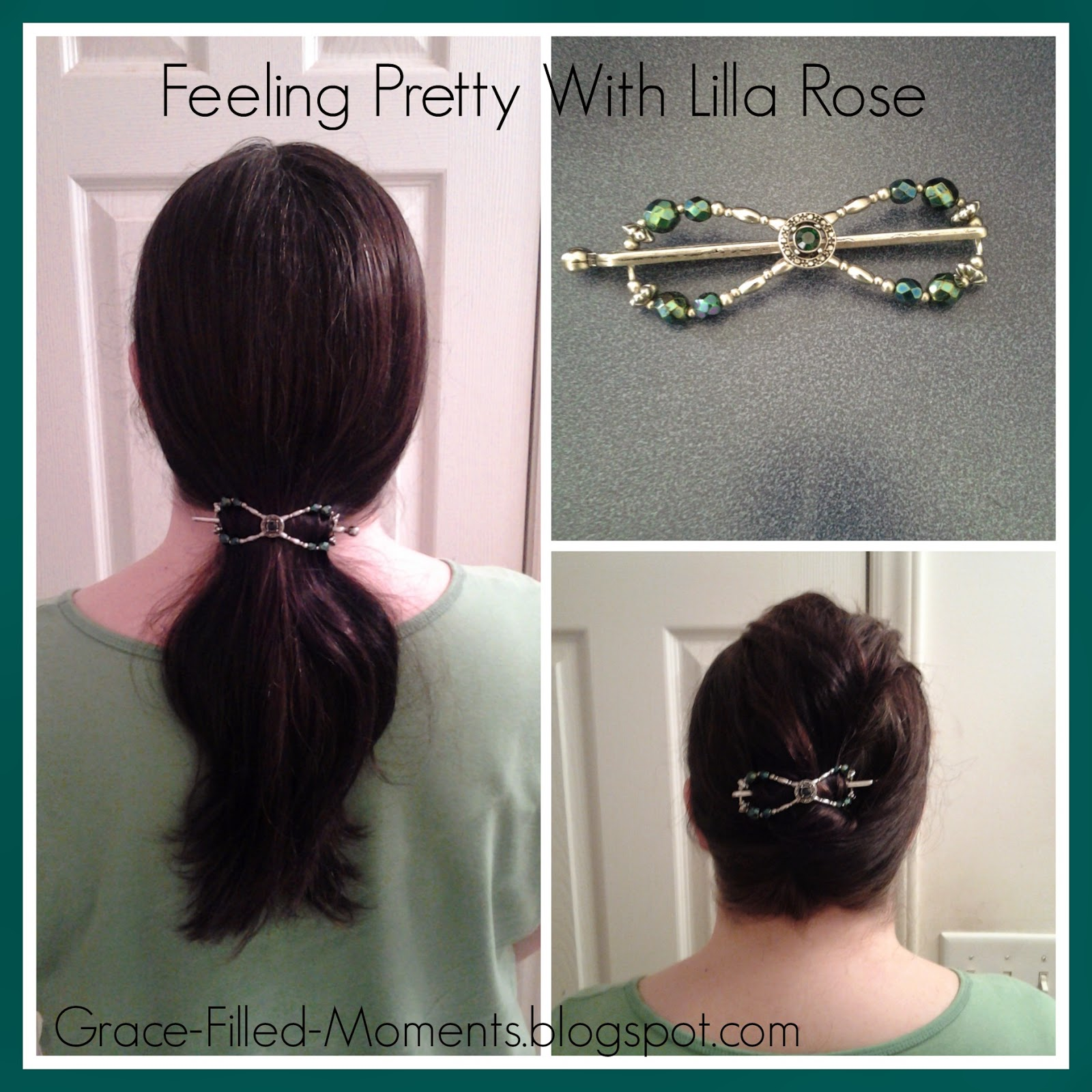 Flexi Clips from Lilla Rose