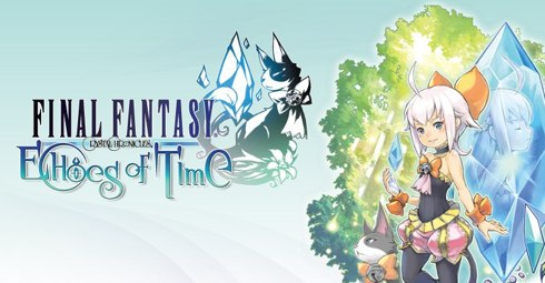 Final Fantasy Crystal Chronicles: Echoes of time.