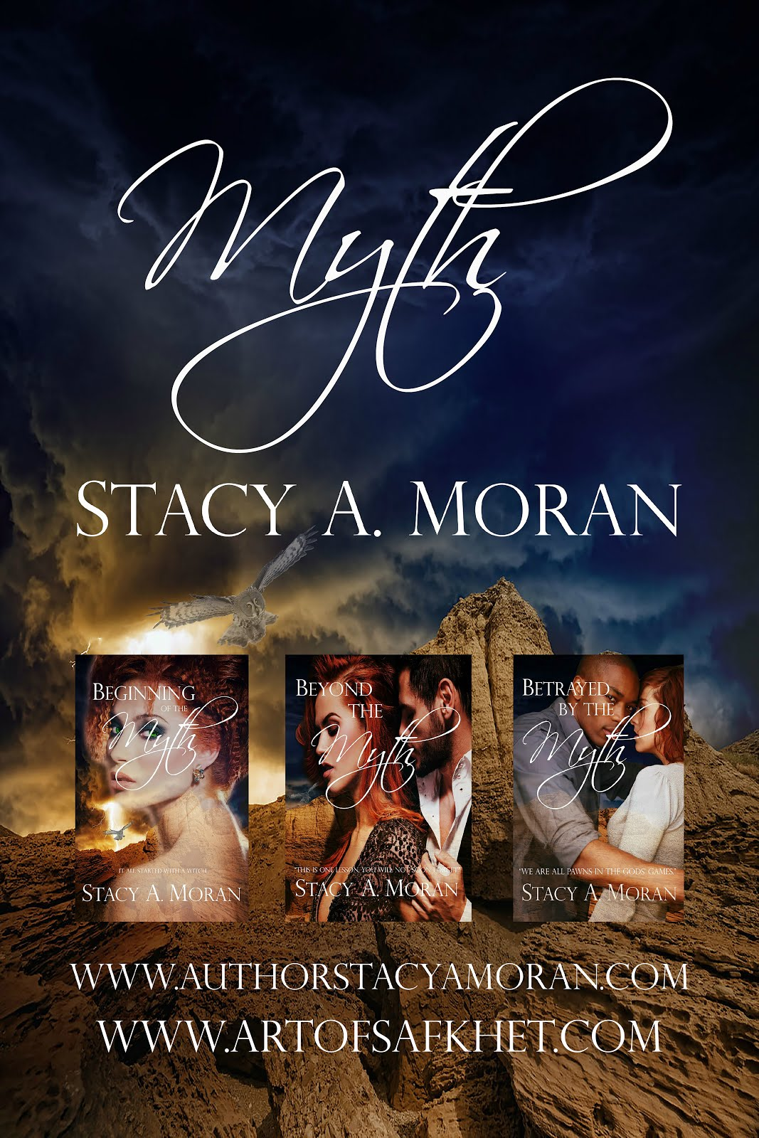 Stacy A. Moran's Books