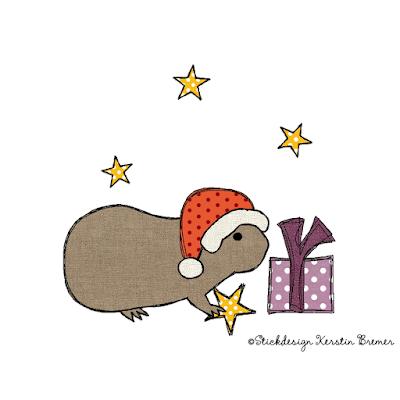 Meerschweinchen von KerstinBremer.de