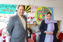 Javed Iqbal,Present chairman,Savayra Foundation U.K