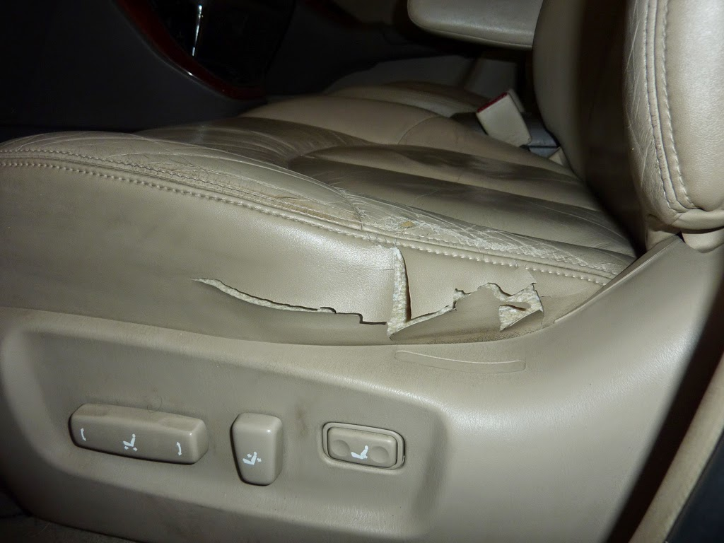 Progressive Odyssey Leather Seat Repair Rh Progressiveodyssey Blogspot Com Fix Tear Car