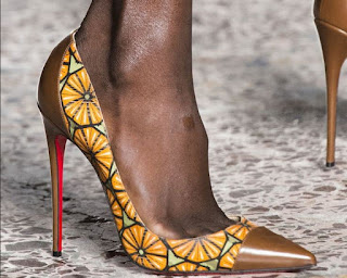 Federal Government Bans High Heels Shoes