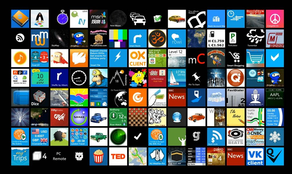 Image result for windows phone live tiles