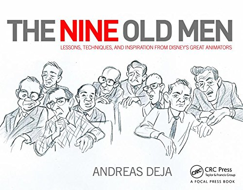 THE NINE OLD MEN By Andreas Deja