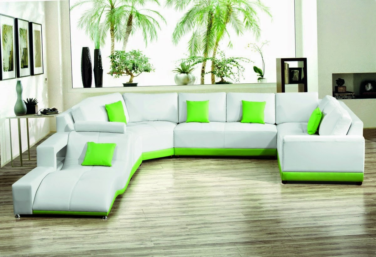 Contemporary sofa ideas modern ideas for living room for Modern style living room furniture