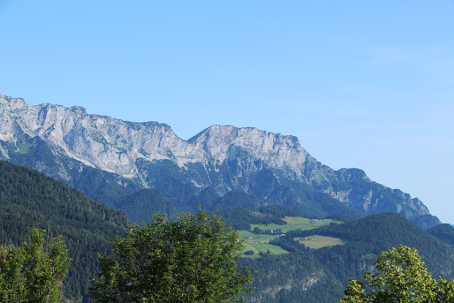 Kempinski Berchtesgaden Ausblick
