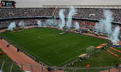 Por la vuelta de la celeste y blanca a la catedral histórica del fútbol argentino
