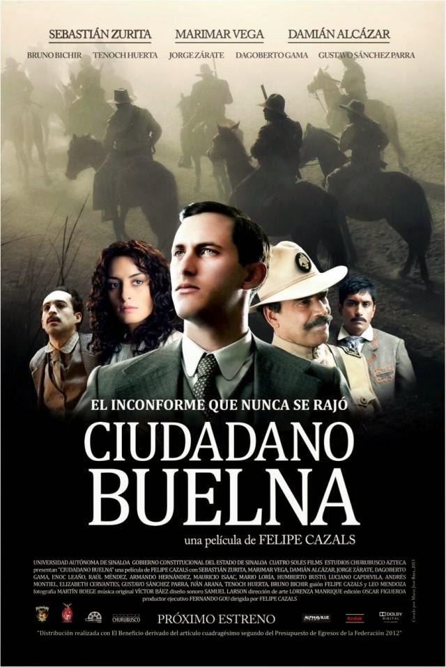 Ver Ciudadano Buelna (2013) Online