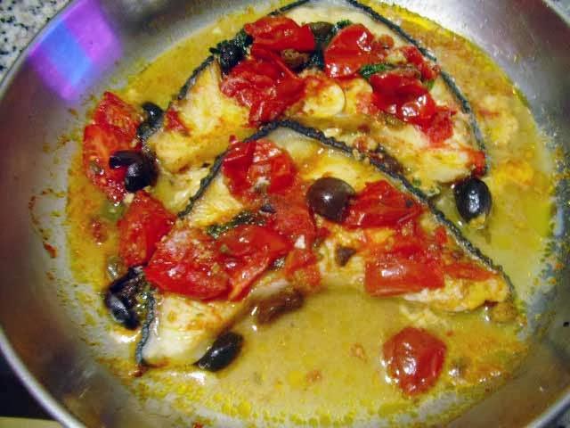 Nella cucina di teresa verdesca con pomodorini - Nella cucina di teresa ...