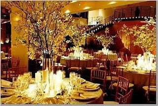 Amazing Tall Wedding Centerpieces With Branches