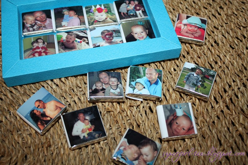 подарочный шоколад с фотографиями