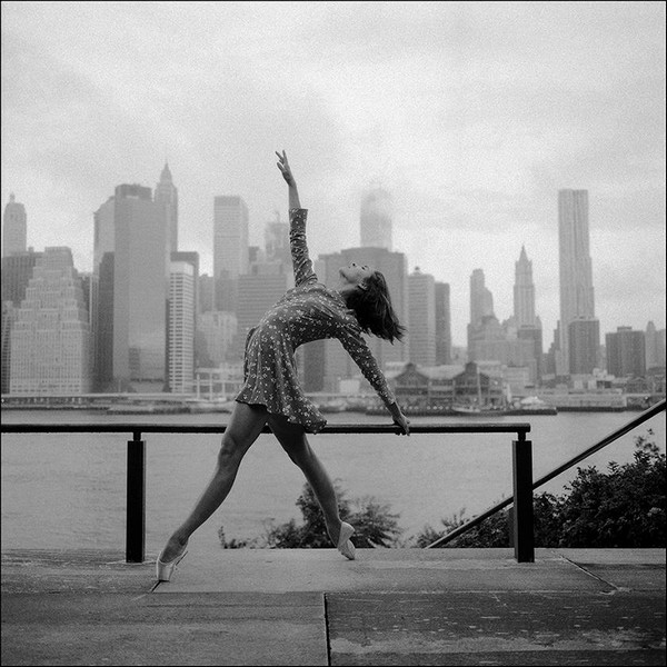 Zarina - Brooklyn Bridge Park