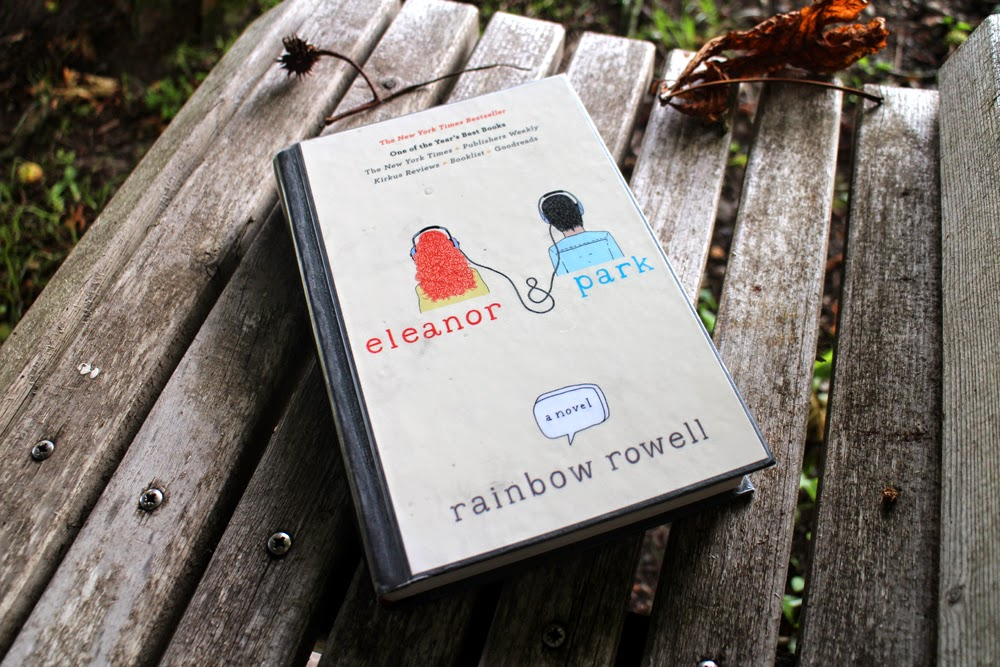 Eleanor & Park by Rainbow Rowell//Iben Jakobsen