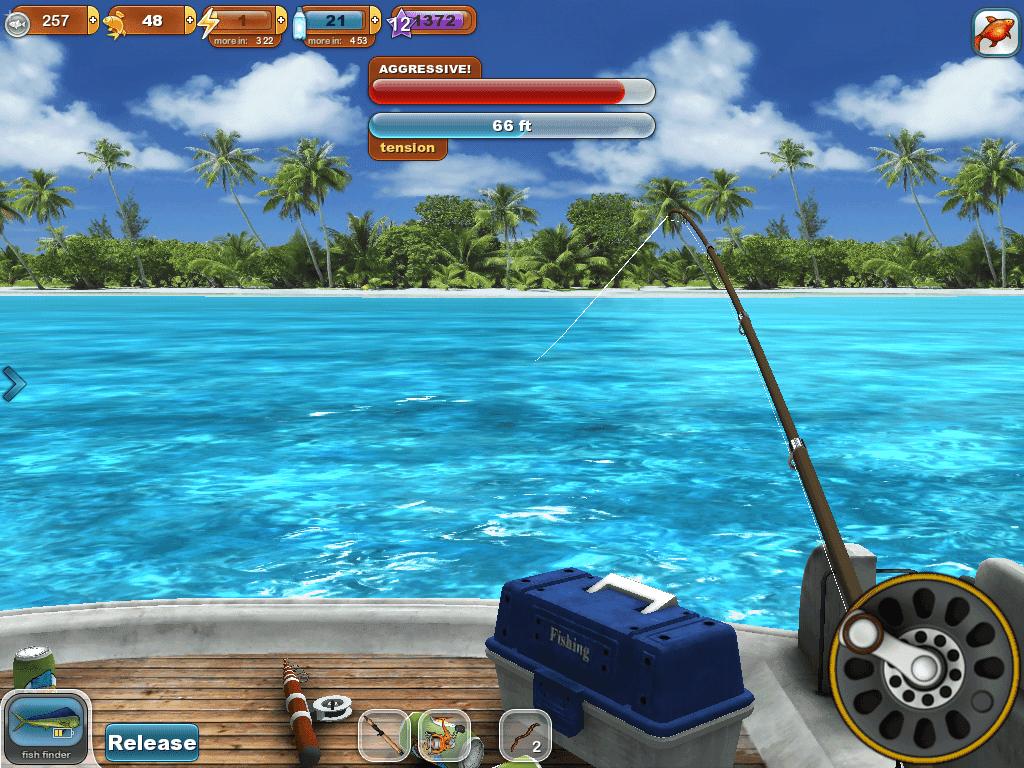 Fishing Paradise 3D Free+ v1.12.15 Apk