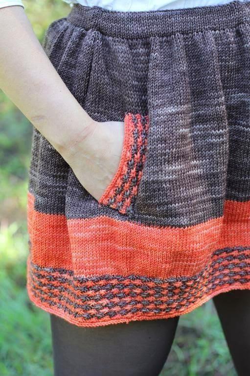 jupe-bicolore-tricot
