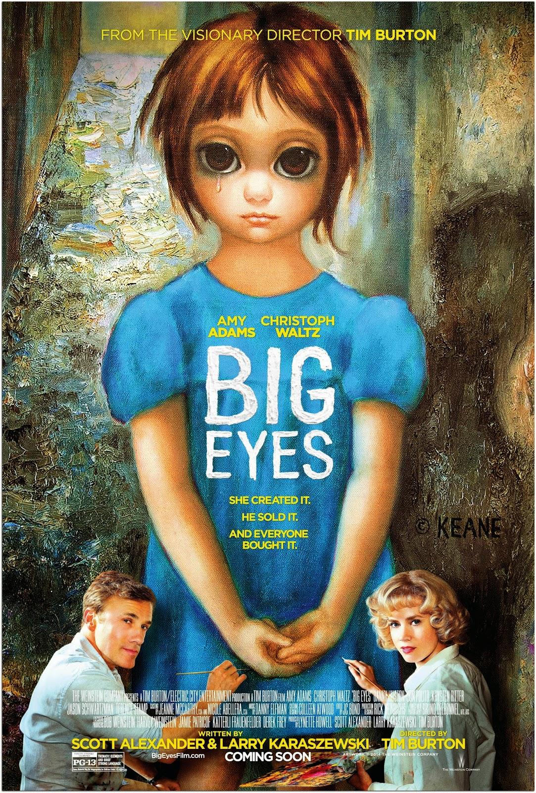 Big Eyes [Olhos Grandes]