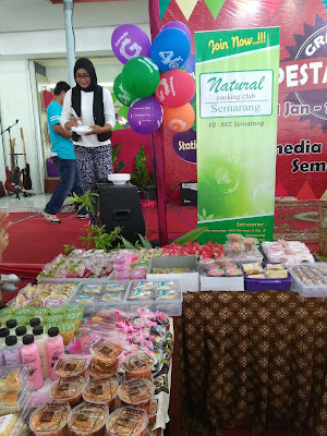 Ulang-Tahun Pertama NCC Semarang di Gramedia