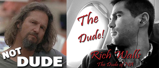 RICH WALLS: The Swoony Dude of New Adult