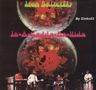 Iron Butterfly – In-A-Gadda-Da-Vida (1968)