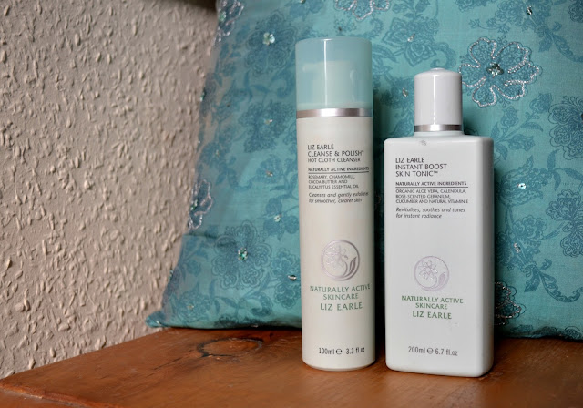 Liz Earle Hot Cloth Cleanser and Polish Toner