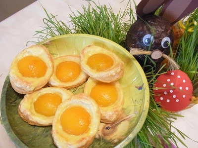 Печенье Яичница