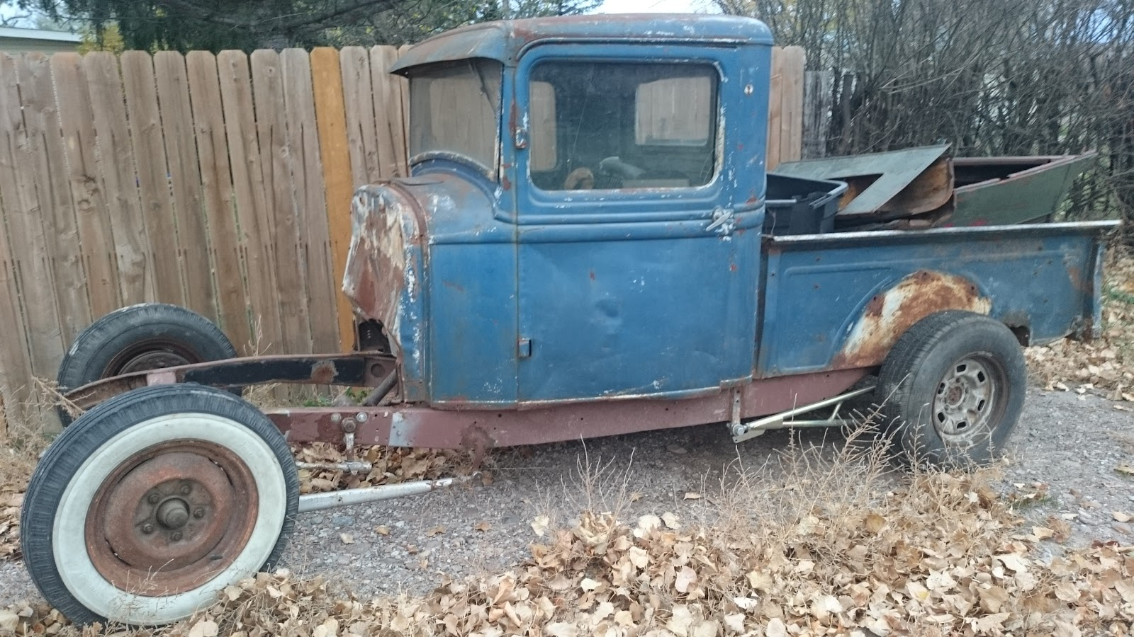 Reel Rods Inc.: SHOP UPDATE: For Sale: 1934 Ford pickup