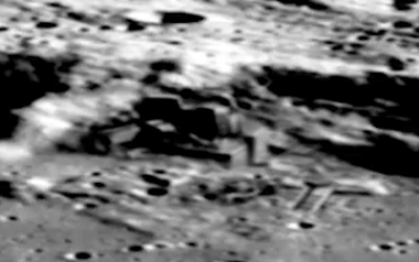 Alien Moon Base Captured By Chang&#39;e-2 Orbiter Video, Feb 2012 News.