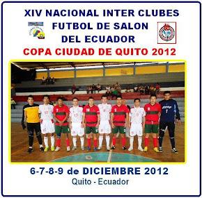 XIV NACIONAL INTER CLUBES
