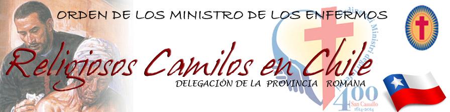 Religiosos Camilianos en Chile
