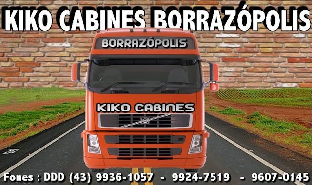 KIKO CABINES - MERCEDES BENZ TOYOTA E TODA LINHA FORD