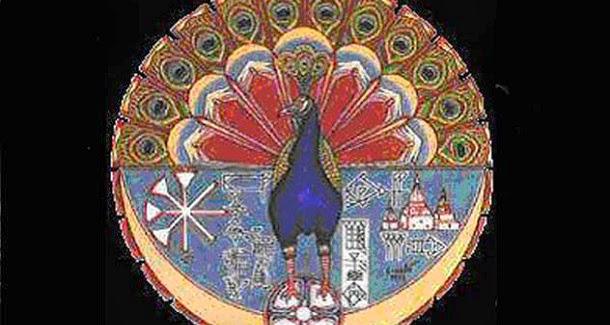 A Ordem do anjo pavão
