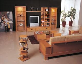 design furniture ruang tamu minimalis modern dengan harga murah
