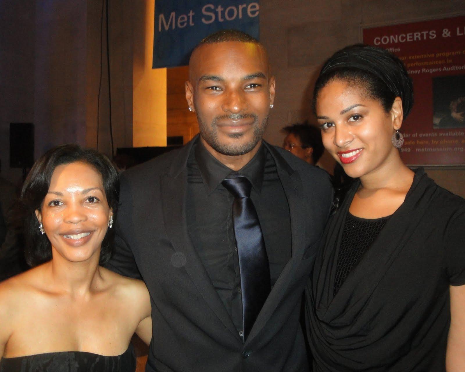Tyson Beckford Parents Photos Ashley and New York: S...