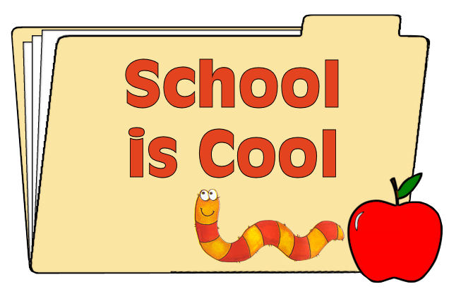Are the kids tired of school yet? maybe a card with this cool word art