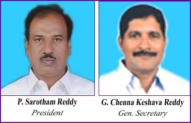 State President & General Secretary