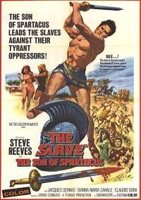 Assistir Filme O Filho de Spartacus Online - 1963