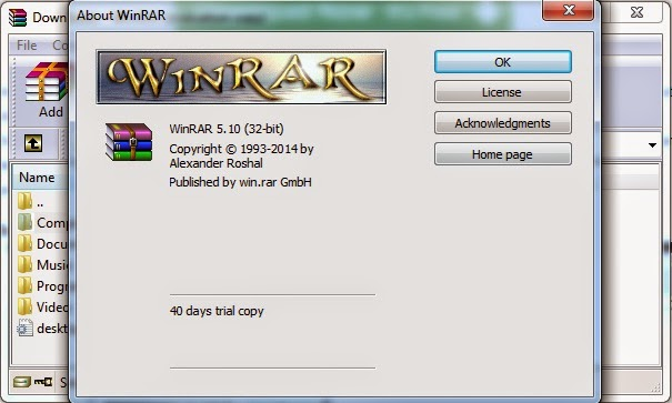 Winrar 5.10 Final Full Keygen 64Bit