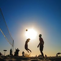 voleibol de praia