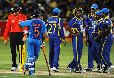 India and Srilanka match