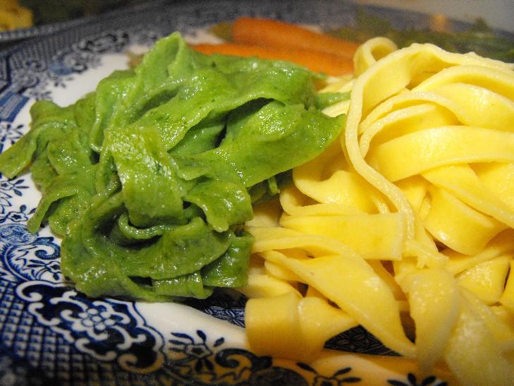 Sunny Corner Farm: Nettle Pasta