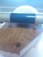 R5D4 Cannon centre leg