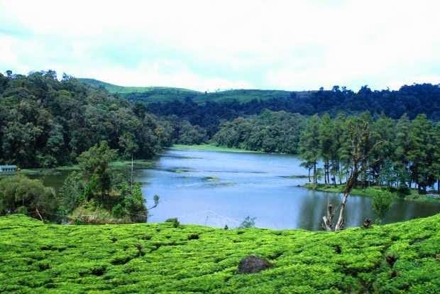 Situ Patenggang - tempat wisata alam di bandung