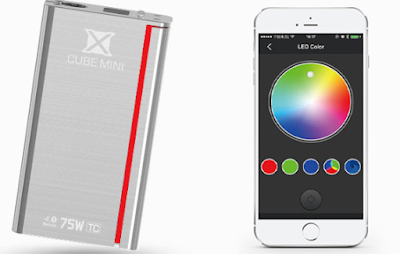 Where To Buy 100% Authentic Xcube Mini 75W TC Box Mod ?