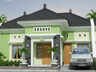 Rumah Minimalis Modern Type 60