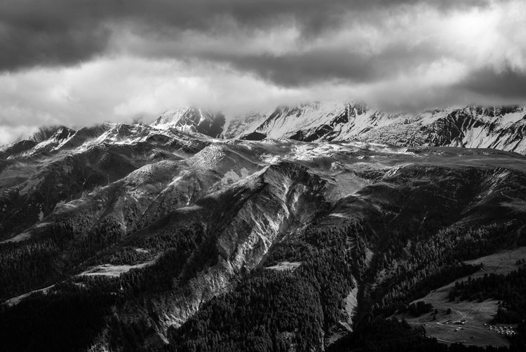 Hommage, Tribute to Ansel Adams, Landscape